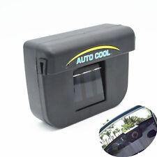 Solar Power Car Vehicle Window Air Vent Cooler Ventilation System Exhaust Fan