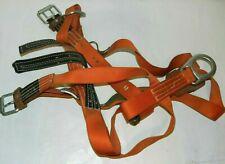 Vtg Klein Tools U.S.A. Harness Belt Model 5452H Size M