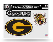 Grambling State Tigers Multi Die Cut Magnet Sheet Auto Home University