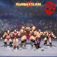 Wargames Wrestling BNIB Rumbleslam Raging Beasts