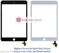 Outer Touch Screen Glass Digitizer Replacement Part IC flex for Ipad Mini 3 3rd