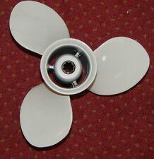 Propeller ALU 9 1/4 x 11 für Yamaha , Parsun, Sail, Hidea