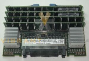 IBM 7816 4GB 266MHz 512MB DDR1 CUOD Memory Card 2GB Active pSeries yz