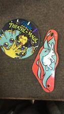 Theatre of Magic [Bally 1995] pinball machine plastic parts