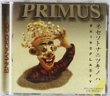 PRIMUS - RHINOPLASTY  CD  9 TRACKS CLASSIC ROCK / POP NEW!