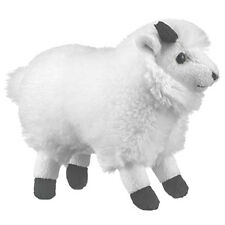 New White Mountain Goat Plush Toy Stuffed Animal Wildlife Artists Gift XL Toys