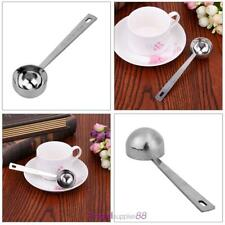 Coffee Measuring Spoon Tablespoon Stainless Steel Scoop Coffee Tea Baking Sugar
