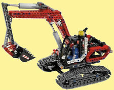 LEGO Technic 8294 Raupenbagger
