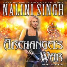 Archangel's War by Nalini Singh (2019, Unabridged) 13 CDs