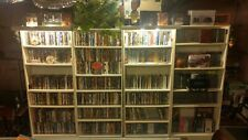 Large lot movie & music collection on Blu-ray Disc HD-DVD DVD Laser Disc LD VHS
