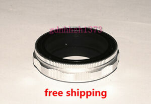 High-quality M42 to M42 Adjustable Focusing Helicoid adapter 17mm~31mm silvery