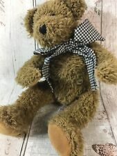 Sunkid German Collectable Jointed Plush Bear