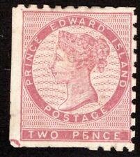 Scott #1, Prince Edward Island, Perf 9, some original gum remains, G/VG, Stamp