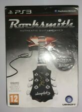 Rocksmith Authentic Guitar Games & Real Tone Cable BOXED Sony PlayStation 3, PS3