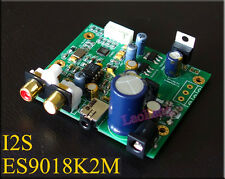 ES9018K2M ES9018 I2S Input DAC Decoder Board Support IIS-32bit 384K / DSD64 256