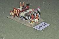 25mm biblical / assyrian - chariot with priests 1 chariot - chariot (11425)