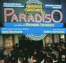 Ennio Morricone - Nuovo Cinema Paradiso [Cd] Excellent Condition