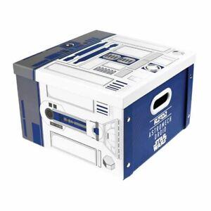 Star Wars R2-D2 Plegable Caja Almacenaje