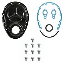 "1969-70 Small Block Chevy Timing Chain Cover Kit For 8"" Balancer, Correct Repro"