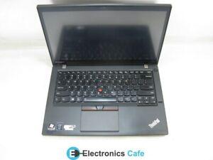 "Lenovo ThinkPad T450s 14"" Laptop 2.30 GHz i5-5300U 4GB RAM (Grade C)"