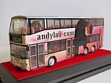 DRUMWELL NEOPLAN CENTROLINER BUS KMB ANDY LAU ROUTE 296c 1/76 DW10103