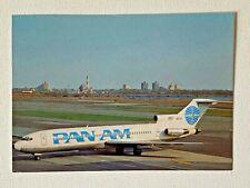 Ansichtskarte/Postcard: Pan Am Clipper Good Hope, Boeing B727-235, N4743