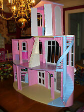 2006 Barbie Dream House 3 Story Dollhouse Mattel