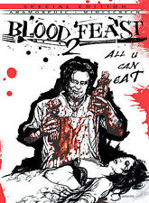 Blood Feast 2: All U Can Eat (DVD, 2003, 2-Disc Set, Special Edition)