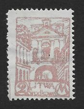 Central Lithuania, 1920 New Daily Stamp 2M Mint Hinged  (BX2)