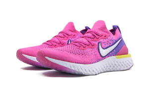 Wmns Nike Epic React Flyknit 2  ck0821 600  retail $150  fitness running shoes