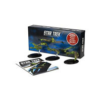 Eaglemoss Star Trek Klingon Bird Of Prey Set of 3 Ships Collection NEW IN STOCK