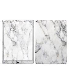 iPad Pro 12.9in Skin 1st Gen - White Marble - Sticker Decal