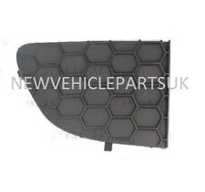 FIAT PUNTO 2012- FRONT BUMPER FOG GRILLE DRIVER SIDE NEW INSURANCE APROVED