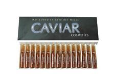 BIO-VITAL Caviar Extrakt Ampullen 15 x 2 ml für Dekolletee, Hals & Gesicht
