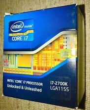Intel Core i7-2700K Quad-Core Processor 3.5 GHz 8 MB Cache LGA 1155