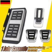 Pedal Pedale Pedalkappen Passend Für VW Golf 7 Passat Leon Tiguan Q2 Octavia A3