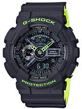 Casio G Shock *GA110LN-8A Anadigi Layered Neon Apple & Gray Gshock COD PayPal
