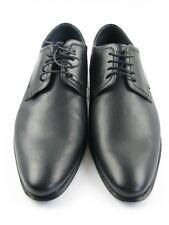 Daniel Hechter HB2408-1 Business Schuh schwarz Leder Gr.44
