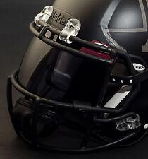 *CUSTOM* TEXAS A&M AGGIES NCAA OAKLEY Football Helmet EYE SHIELD / VISOR