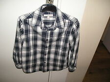 Marks and Spencer Boys' Formal Checked Shirts (2-16 Years)