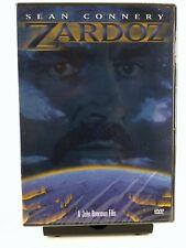 ZARDOZ (DVD, Widescreen, 2001) Sean Connery - NEW/SEALED