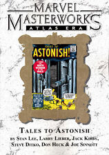 MARVEL MASTERWORKS ATLAS ERA TALES TO ASTONISH VOL #1 TPB Comics VARIANT #57 TP