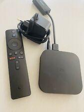 Xiaomi - Mi Box S - Boitier TV Multimedia Android TV - PFJ4086EU