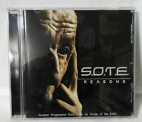 "S.O.T.E (Songs Of The Exile) ""Reasons"" 2007 (MUSEA/FRANCE) Prog Rock CD EX/EX!"