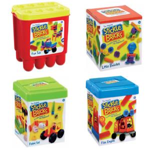 Stickle Bricks Assorted Styles Builder Tub Fun, Build Toy Children Toy