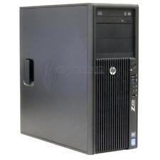HP Workstation Z420 QC Xeon E5-1620 v2 3,7GHz 16GB 256GB SSD K4000