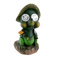 Solar-Powered Gnomes, Garden Statues, Patio Accessories and Decor