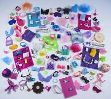 Littlest Pet Shop LPS Lot of 6 RANDOM Accessories Clothes Custom Handmade No Pet
