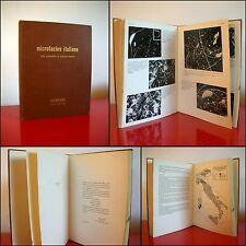 MICROFACIES ITALIANE Dal Carbonifero al Miocene Medio AGIP MINERARIA 1959