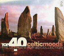 Top 40 Celtic Moods : The Ultimate Top 40 Collection (2 CD)